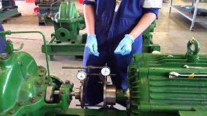 Pelatihan Tentang Alignment Pump and Motor