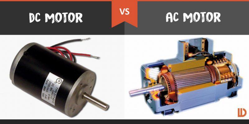 Pelatihan AC / DC Electrical Motor